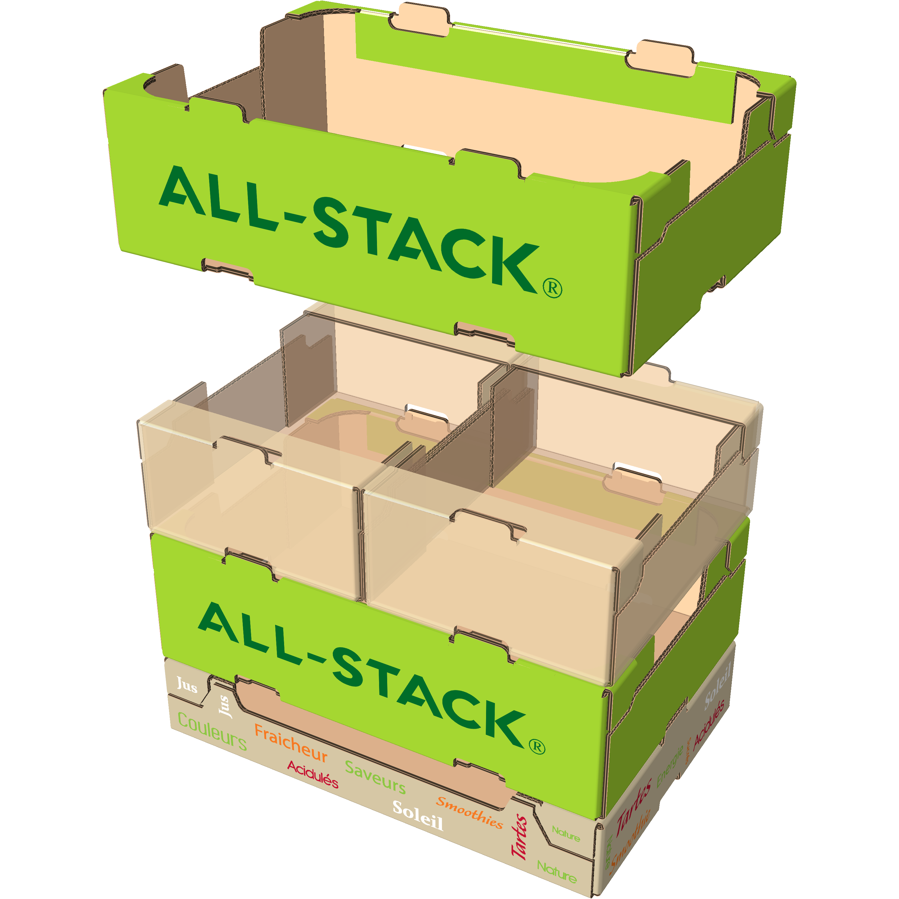 Visuels plateaux All-Stack